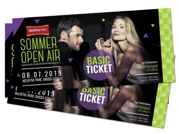 Basic-Ticket, Sommer Open Air in Groß-Gerau