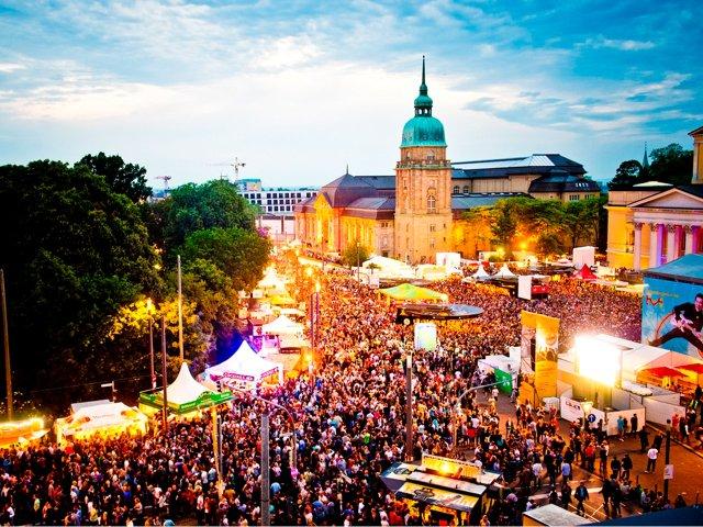 Schlossgrabenfest