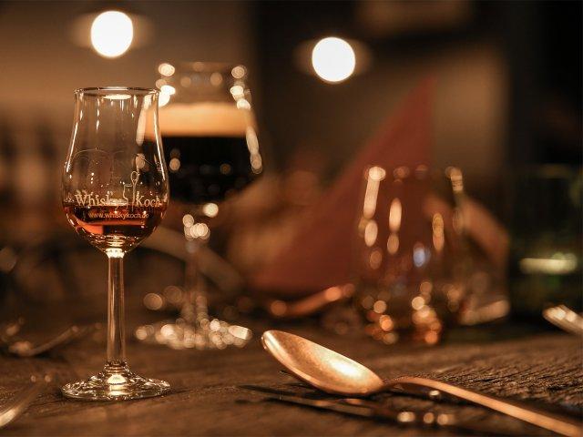 Bier-Whisky