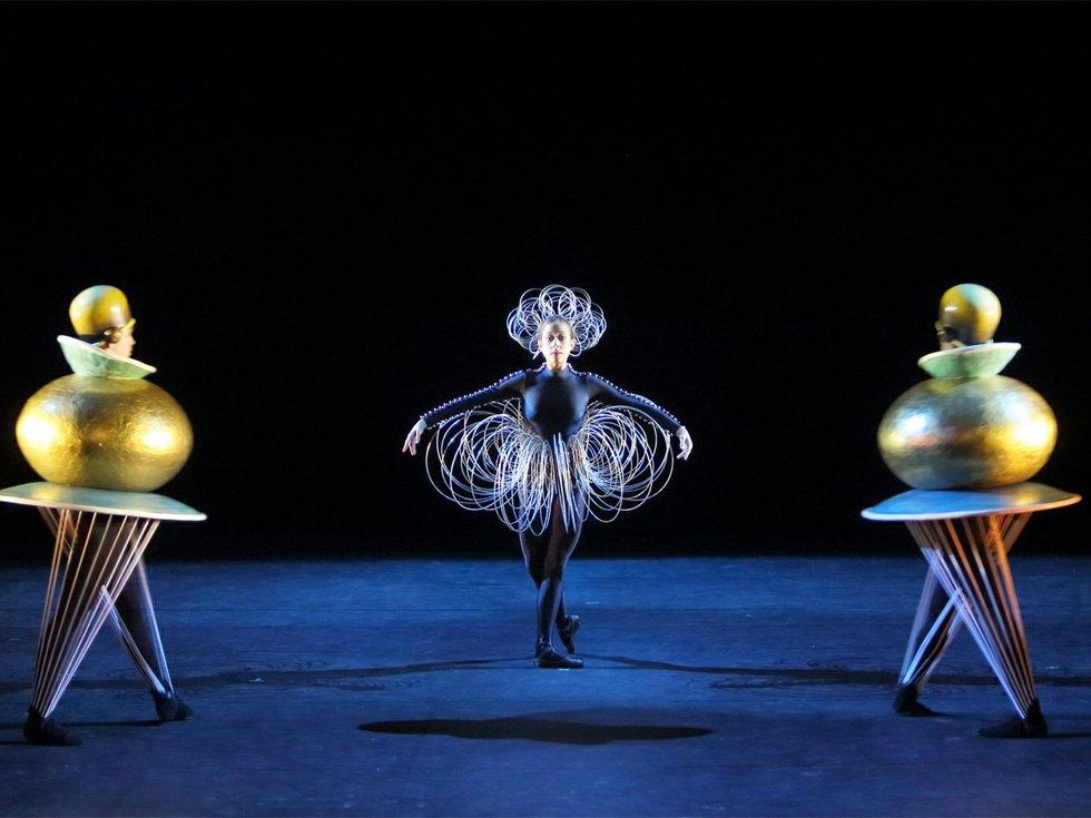Das Triadische Ballett, Staatstheater Darmstadt