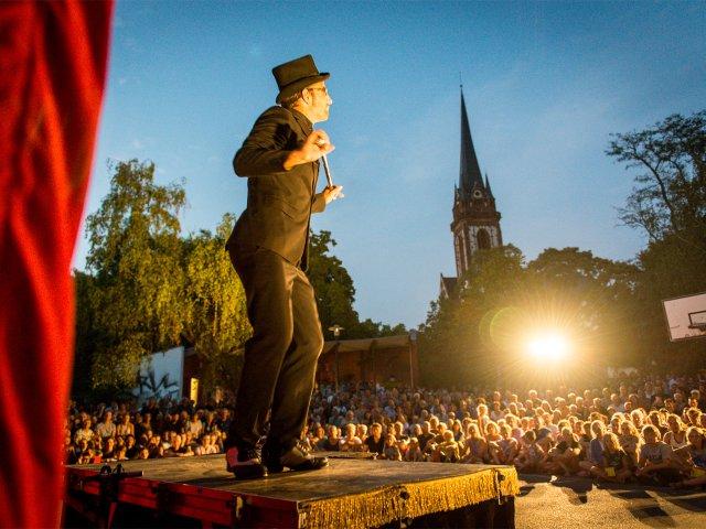 26. Just for fun Straßentheaterfestival Darmstadt
