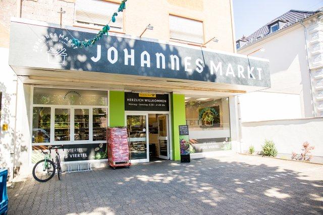 Alaras Getränkeshop wird zum Johannesmarkt