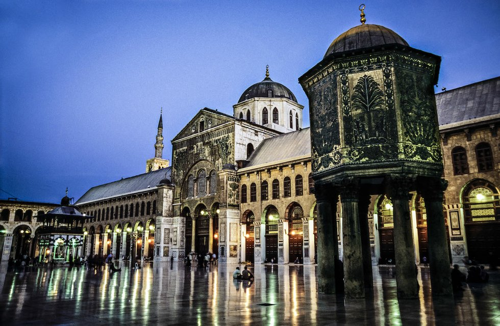 Syrien - Umayyaden-Moschee