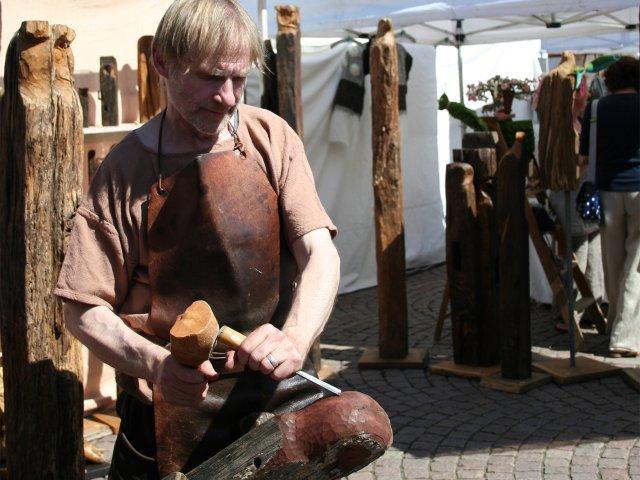 Darmstädter Kunsthandwerkermarkt, Thomas Weiterschan