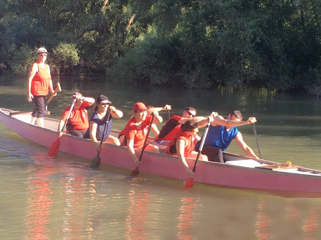 TSG Kanu Drachenboot Hanne 2019