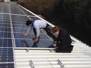 FUNDAG, Solarenergie