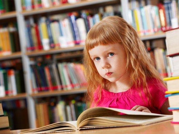 Ein Bücherschrank steckt voller Schätze