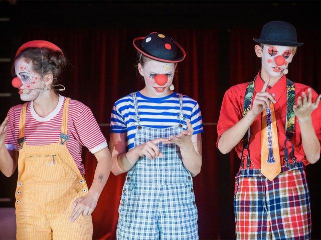 Circus Waldoni Clowns