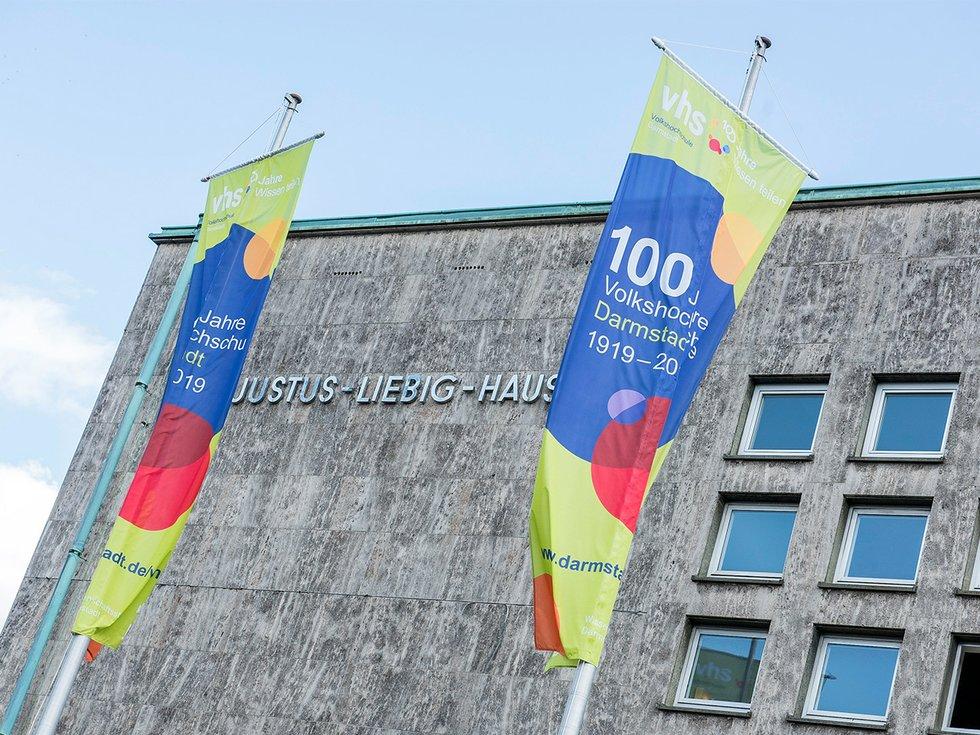 100 Jahre Volkshochschule Darmstadt
