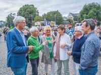 40 Jahre DIE GRÜNEN in Darmstadt