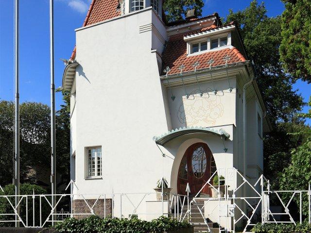 Olbrich Haus Deiters 1901