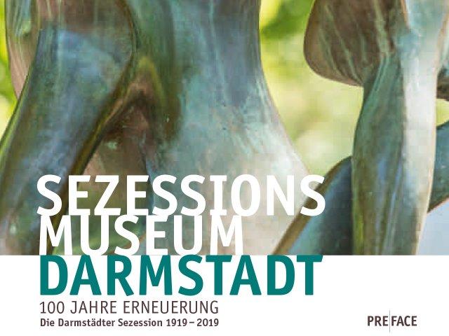Sezessionsmuseum, Titelseite, Umschlag