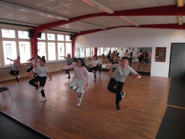 DAnce Hip Hop Class Darmstadt