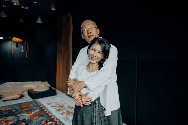 Master Yu Jae Sheen und SooJin Kim