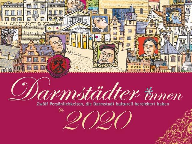 Kalender Darmstadt