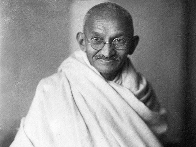 150 Jahre Mahatma Gandhi