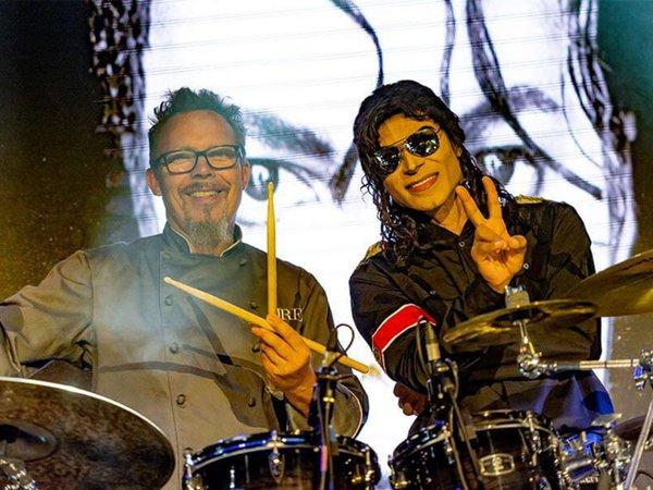 Michael Jackson Tribute Show von Andy Keller