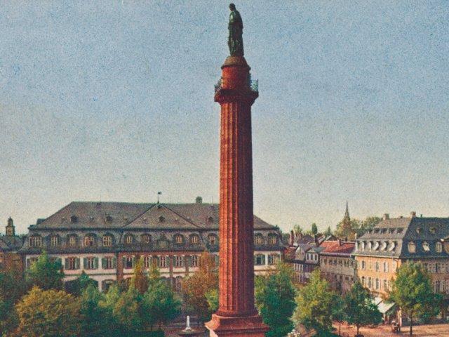 Darmstadt-Kleine Stadtgeschichte