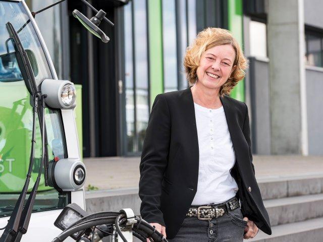 Sabine Kleindiek