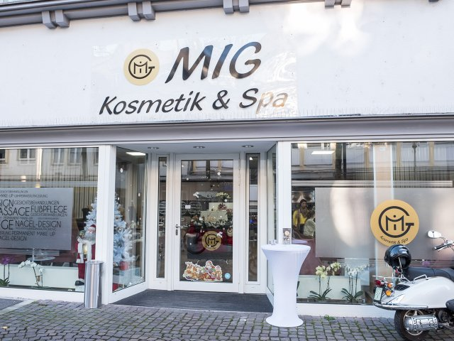 MIG Kosmetik und Spa