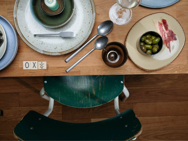 OX – casual fine dining