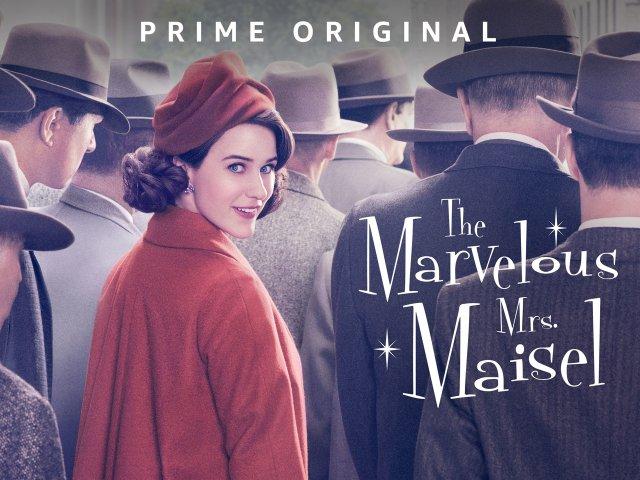 The Marvelous Mrs. Maisel (Amazon Prime)