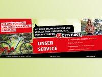 Citybike Darmstadt
