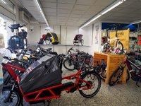 Luftpumpe Fahrradhandel
