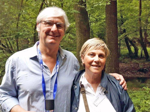 Laura Castelletti und Jochen Partsch