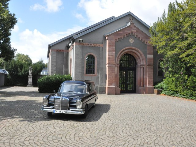 Kahrhof Bestattungen
