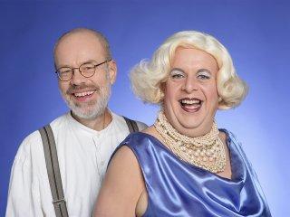 Aurora DeMeehl und Herr Schmidt