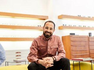 Akram Husseini, KLAR Augenoptik