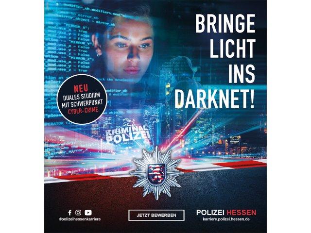 Stellenangebot: Cyber-Kriminalisten