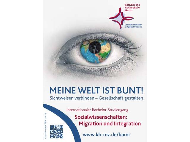 Stellenangebot: Katholische Hochschule Mainz