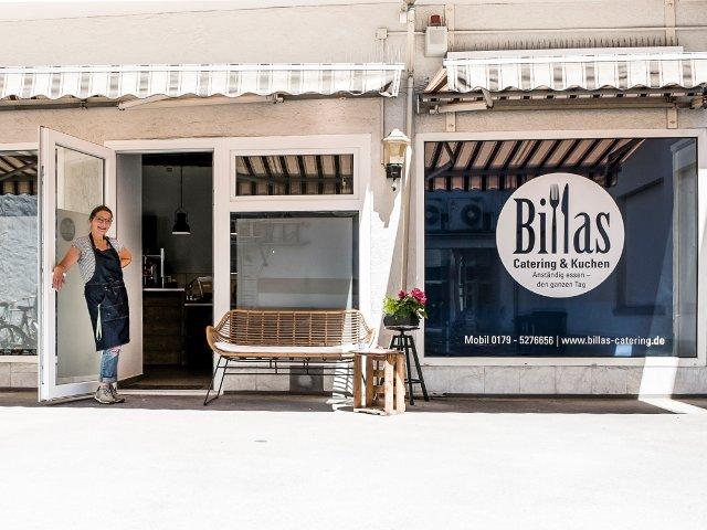 Billas Welt Außenansicht