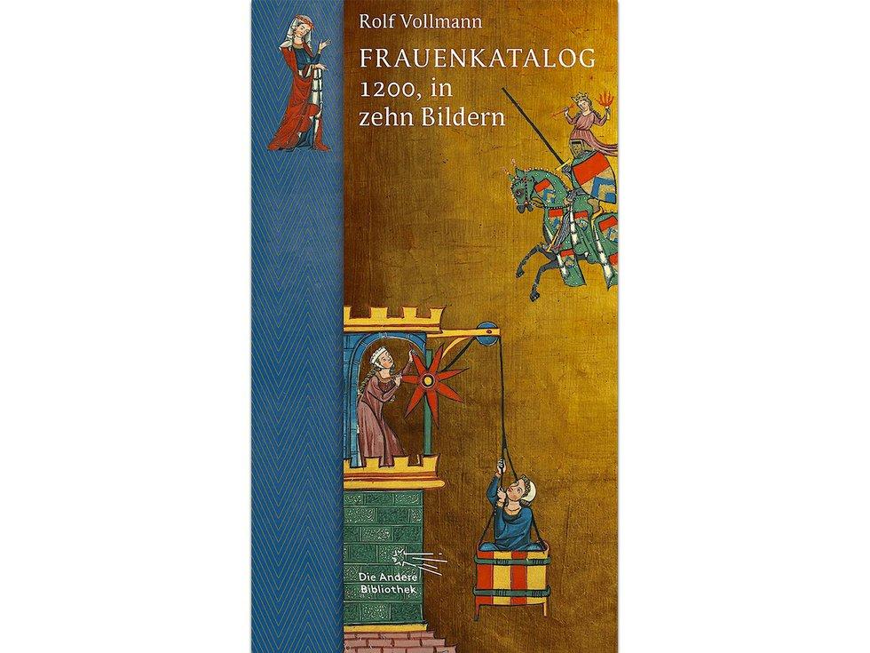"""Rolf Vollmann - """"Frauenkatalog 1200, in zehn Bildern"""""""