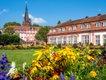 Schloss Erbach mit Orangerie und Lustgarten