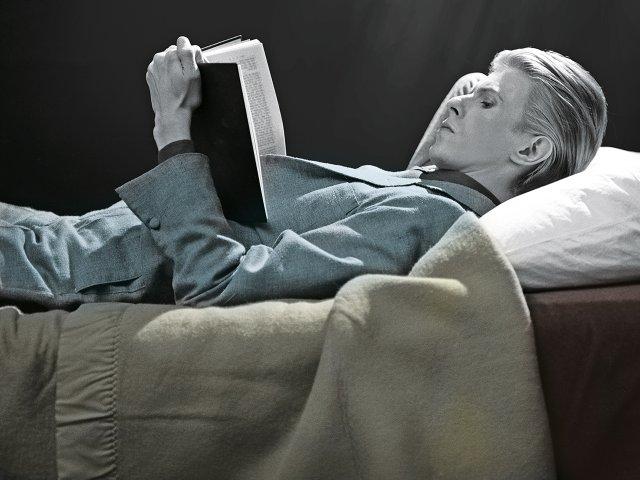 """""""Bowies Bücher"""""""