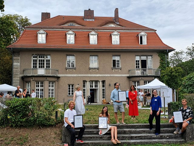 Preisverleihung Hessen Design Competition