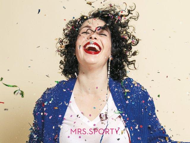 MRS.SPORTY - 15 Jahre erfolgreich in Frauenfitness
