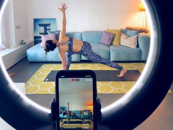 Online-Yoga-Festival 2020 Darmstadt