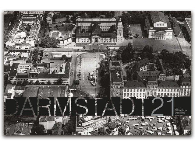 Darmstadt Kalender 2021 von Christian Grau