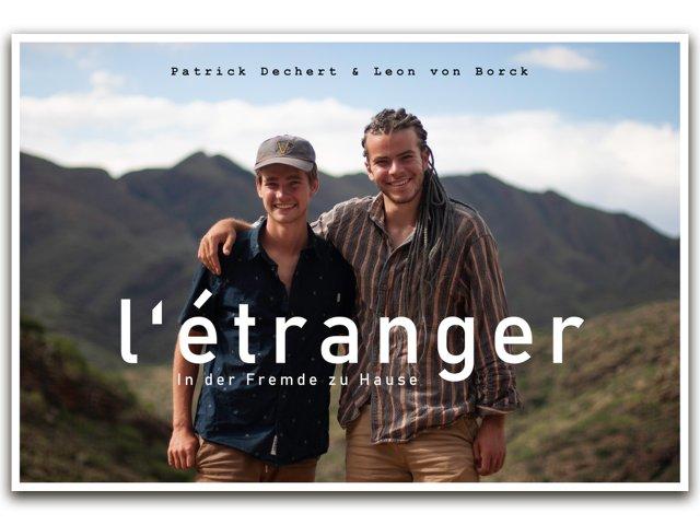 "Bildband ""L'ÉTRANGER"""
