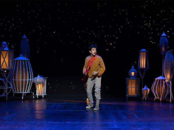 Alaaddin und die Wunderlampe