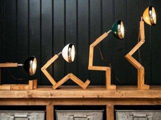 Oliander: Designerlampe