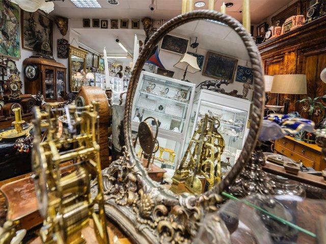 Antik Galerie: Spiegel