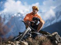 Ein Mountainbike-Abenteuer mit Harald Philipp