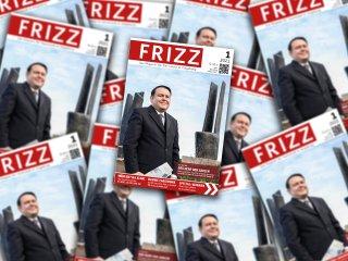 FRIZZmag Januar 2021 Ausgabe