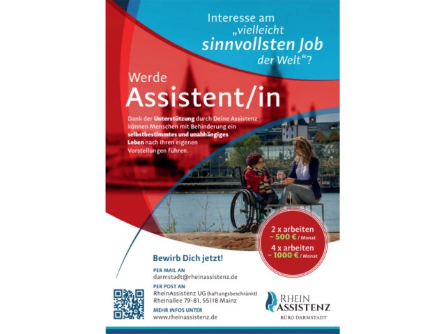 Rhein Assistenz