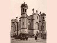 Förderverein Liberale Synagoge, Foto von 1910